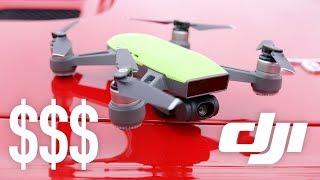 Download $500 Drone vs $3000 Drone - DJI Spark vs Inspire 1! Video