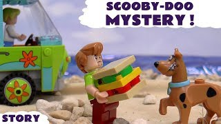 Download Scooby Doo LEGO Stop Motion Toy Story Prank with Cars and Thomas & Friends | Lego Mystery Machine Video