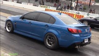 Download Cammed OUT! Chevy SS hits LS Fest, Fastest All Motor SS Video