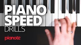 Download Piano Speed Drills: How to Play Faster with Accuracy Video