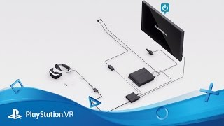 Download PlayStation VR: From Set-Up to Play | Part 2 - Getting Connected Video