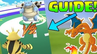 Download POKEMON GO: HOW TO BATTLE! : DODGE & SPECIAL ATTACKS Video
