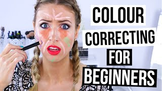 Download BEGINNER'S GUIDE TO MAKEUP || Color Correcting! Video