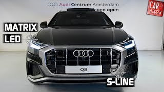 Download INSIDE the NEW Audi Q8 2018 | Interior Exterior DETAILS Video
