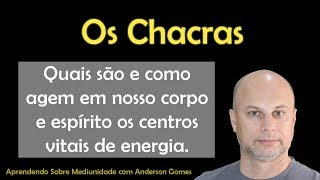 Download Chacras - Os Centros Vitais Video
