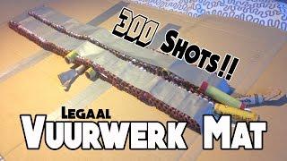 Download [TUTORIAL] Hoe maak je een Vuurwerk Mat 300 SHOTS || 2016/2017 Video