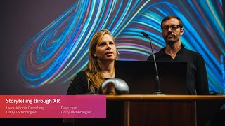 Download Laura Jeffords-Greenberg and David Hunt (Unity) - Storytelling through XR | VR NOW Con & Awards 2018 Video