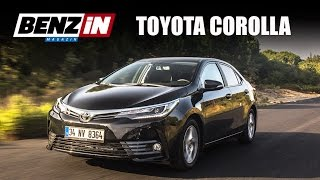 Download Toyota Corolla D-4D test sürüşü - Benzin TV 2016 Video
