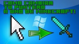 Download Como cambiar tu puntero a uno de ¡MINECRAFT! Video