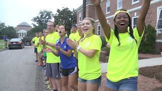 Download Duke University Freshmen Move In Day 2015 Video
