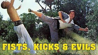 Download Wu Tang Collection - Fists, Kicks and Evils Video