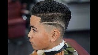 Download KIDS HAIRCUT DESIGN!!! MUST SEE!!!! Video