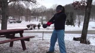 Download Fitness - Full Body Kettlebell Workout ″Kentucky″ Video