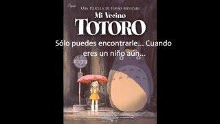 Download Mi vecino totoro con letra en español (Charm Marta) Canción España Video