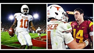 Download #4 USC vs Texas Highlights | CFB Week 3 | 2017-18 College Football Highlights HD Video