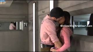 Download Big Brother Canada 3 Jordan & Cindy make out in the havenot room Video