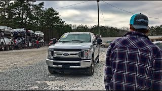 Download Rebuilding A Wrecked 2017 Ford F-250 Video