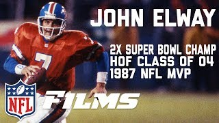 Download The John Elway Story: From High School Prodigy to the Hall of Fame | In Their Own Words | NFL Films Video