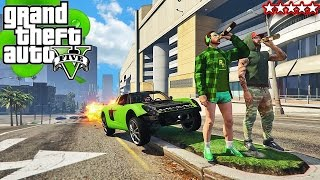 Download CELEBRATING ST. PATRICK'S DAY IN GTA 5 | Fast & Furious NEW Special Car Races!! GTA 5 Funny Moments Video
