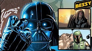 Download What Darth Vader Did After the Death Star was Destroyed | FULL ComicMovie Video