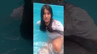 Download Eu nadando na piscina Video