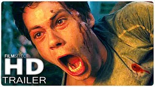 Download MAZE RUNNER 3: Final Trailer (2018) Video
