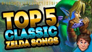 Download 5 Classic Zelda Songs in Breath of the Wild Video