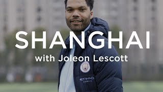 Download CITY2CITY | Shanghai | Joleon Lescott meets heroic Chinese fanatics Video