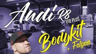 Download JP Performance - Audi R8 V10 Plus | Bodykit & Felgen Video