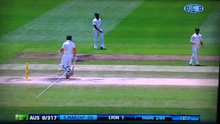 Download Shaun Marsh Run out at 99 at Boxing Day Test Match at the MCG - AUS vs IND 2014 Video