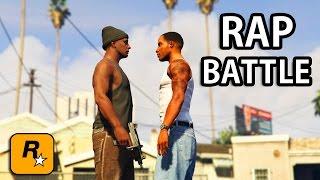 Download GTA V - CJ vs OG Loc [Rap Battle] PART 2 Video