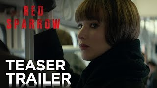 Download Red Sparrow | Official Trailer [HD] | 20th Century FOX Video
