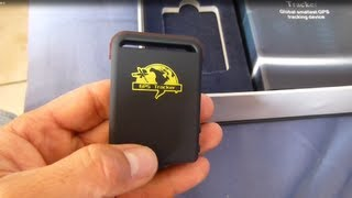 Download TRACKER GPS TK-102-2 pour localier avion perdu - FPV - STUDIO SPORT - aéromodélisme Video