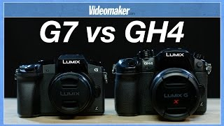 Download Panasonic Lumix G7 vs GH4 - Heads up and Hands on Video
