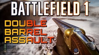 Download Battlefield 1: Double Barrel Assault - TSAR DLC (4K PS4 PRO Multiplayer Gameplay) Video
