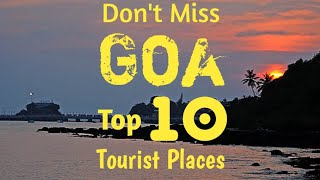 Download GOA | Top 10 Places Not to Miss in Goa | Goa Tourism. Video
