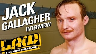 Download Jack Gallagher on WWE Debut, CWC Cruiserweight Classic, 205 Live | The LAW Video