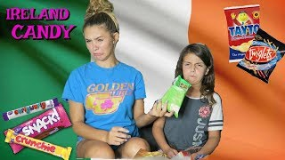 Download TRYING IRELAND CANDY! Video