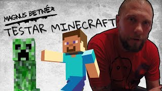 Download Magnus Betnér testar Minecraft Video