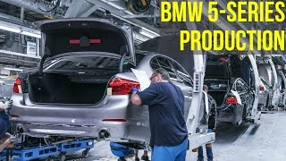 Download BMW 5-Series F10 Production Dingolfing Video