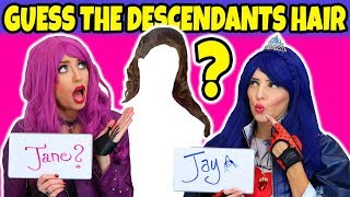 Download Descendants 2 Guess the Hair Challenge. Totally TV Video