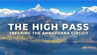 Download The High Pass: Trekking the Annapurna Circuit in Nepal Video