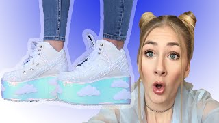 Download We Wear Spice Girl Shoes For A Day Video