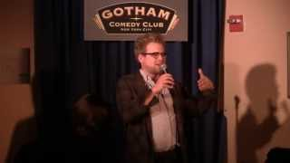 Download Adam Conover standup at Gotham Comedy Club 10/19/13 Video
