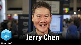 Download Jerry Chen, Greylock | AWS re:Invent Video