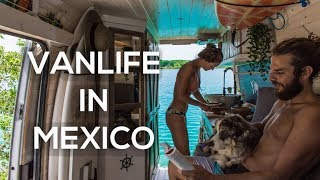 Download VAN LIFE | A Day in The Life | MEXICO Video