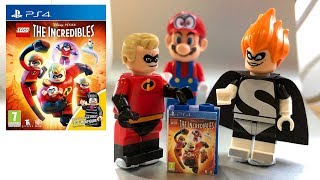 Download LEGO Incredibles 2 Game Stolen By Syndrome Video