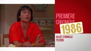 Download 1986 - La première chronique de Marie-Dominique Perrin Video