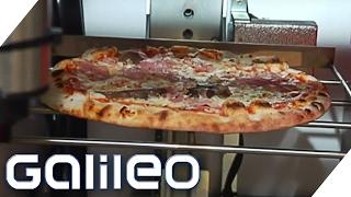 Download Pizza per Knopfdruck - Skurrile Automaten | Galileo Lunch Break Video