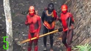 Download 5 Most Mysterious Uncontacted Tribes Video